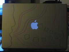 Laptop screaming