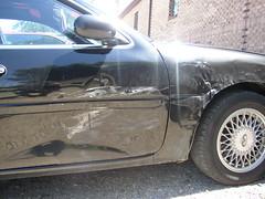 Banged Car 1