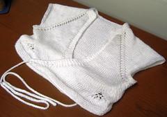 minisweater (aka boobholder) diagonal