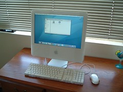I bought a Mac!