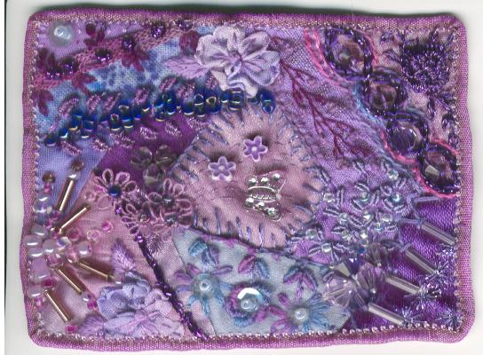 Gemstones crazy patchwork 004