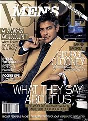 Men's Vogue Cover