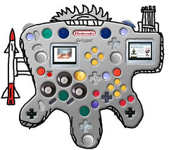 Nintendo Fake Controller