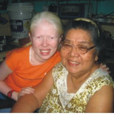 nanay and grace