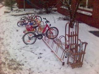 Winter-Ausruestung