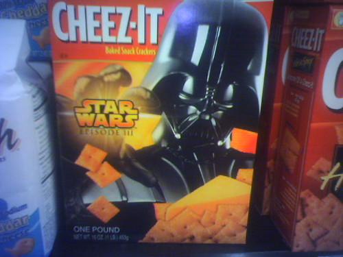 I find your lack of snacks disturbing
