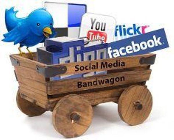 The strong but elusive Social Media scene in London (UK) (2/6)