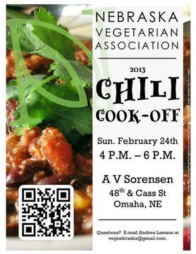 NVA 2013 Chili Cook-Off Flyer