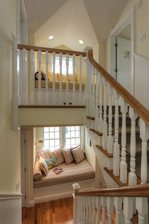 Cottage Staircase Design Ideas  Pictures  Zillow Digs