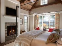 Great Country Master Bedroom - Zillow Digs