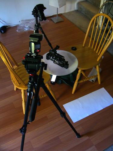 Product Shot Setup 3