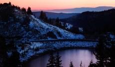 November-Sunset-Glow-Lassen-NP-2