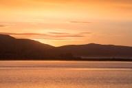 Sunrise Over Bodega Bay