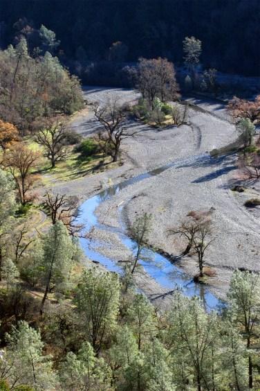 Middle Fork Riverbed
