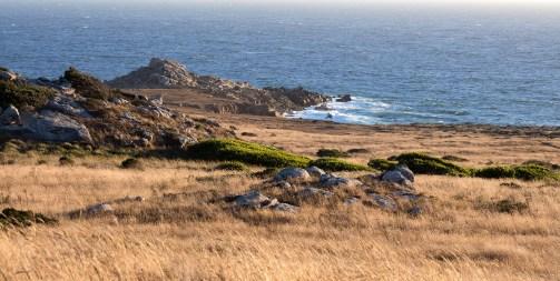 Sundown at the Coast (panorama)