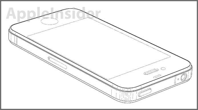 Apple granted design patents for iPhone 4/4S and iCloud