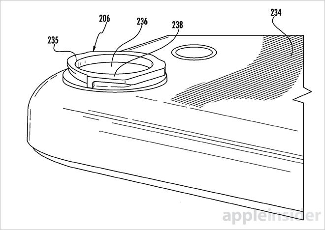 Apple may use bayonet mounts for interchangeable iPhone