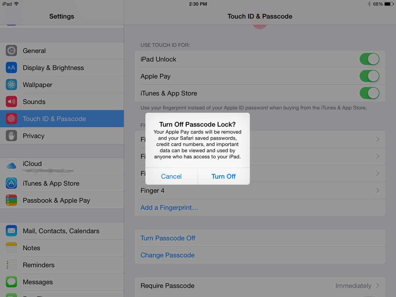 Opinion: Touch ID improves iPad security at cost of Smart Cover unlock convenience   AppleInsider