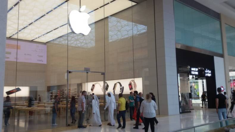 Apple offers sneak peeks at first UAE stores. Dubai location will not be world's largest | Appleinsider