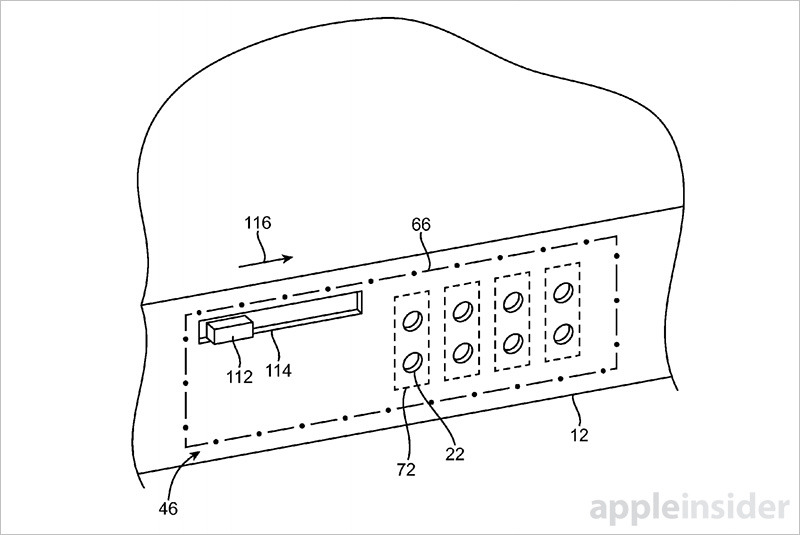 Apple invents active shutter system to protect iPhones