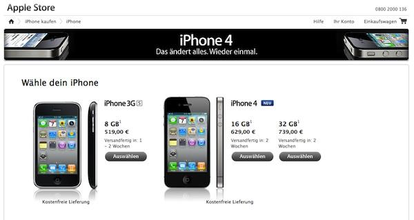 Apple brings unlocked, contract-free iPhone to Germany