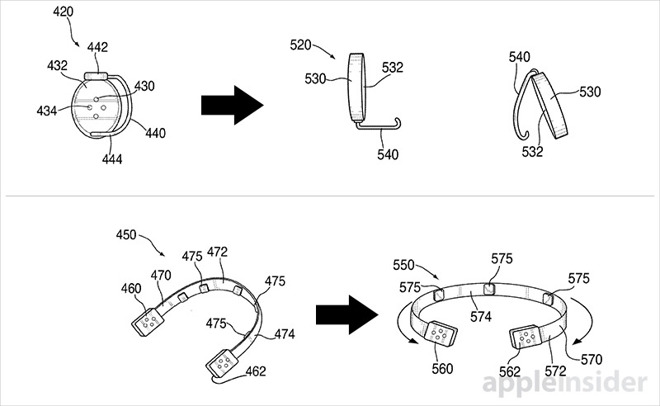Apple granted patent for 'dual mode' headphone that