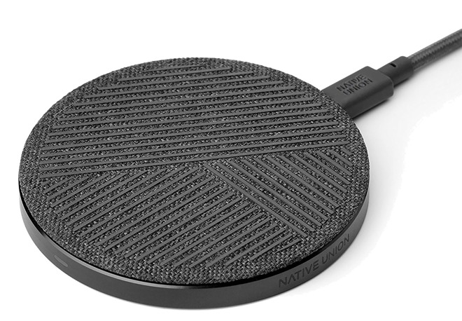 Native Union Drop wireless charger