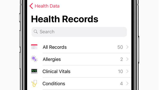 LabCorp health sciences testing integrates Apple Health