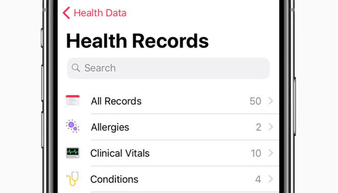LabCorp health sciences testing integrates Apple Health