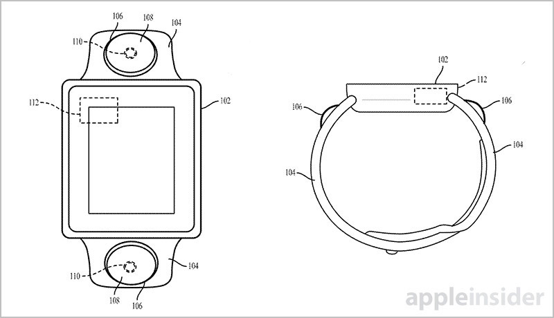 Apple's camera-toting Apple Watch band employs facial