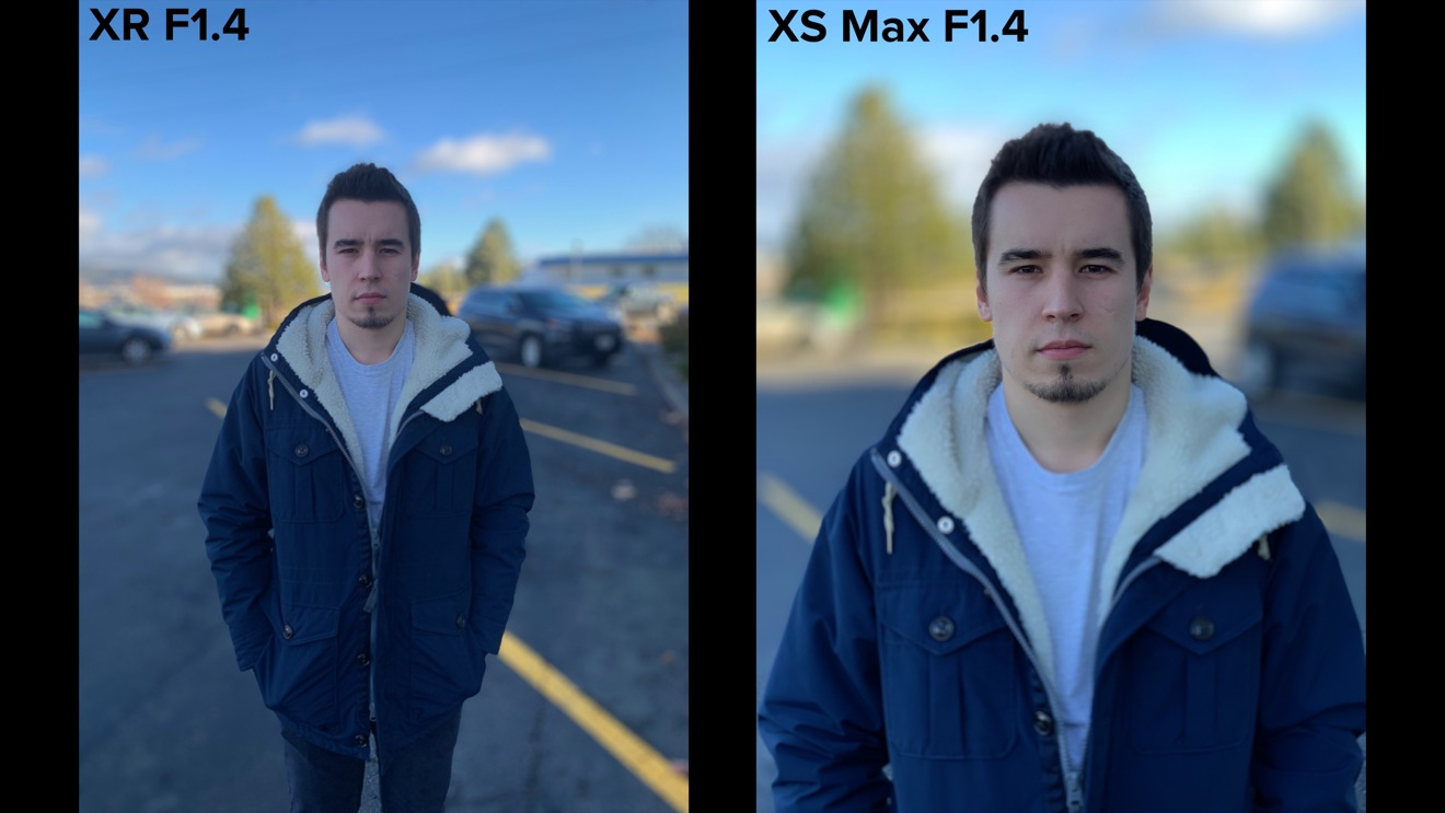 Camera comparison: Can the iPhone XR's single camera compete with the iPhone XS and XS Max's two cameras? | AppleInsider
