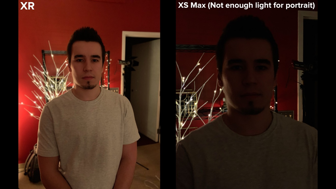 Camera comparison: Can the iPhone XR's single camera compete with the iPhone XS and XS Max's two cameras?