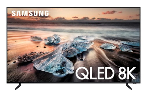 Samsung 65-inch Class Q900 2019 QLED Smart 8K UHD TV