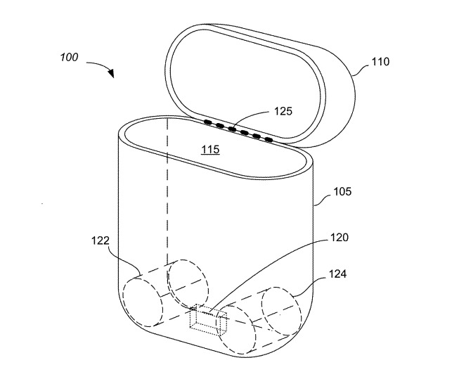 AirPods Wireless Charging Case may not need precise