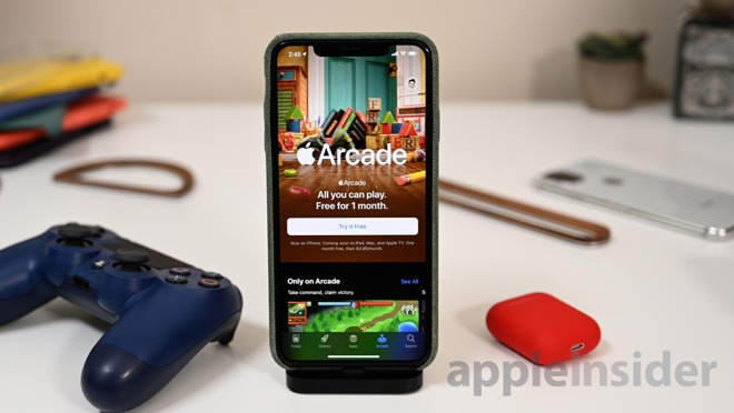 Image result for ios 13 apple arcade