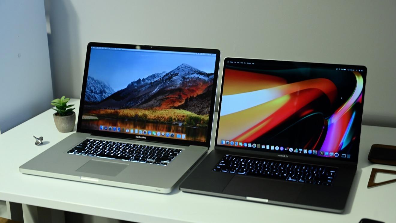 Comparing Apple's 2019 16-inch MacBook Pro versus the 17-inch MacBook Pro | Appleinsider