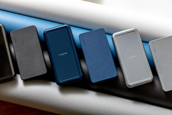 La nuova linea di batterie Powerstation esclusive Apple di Mophie