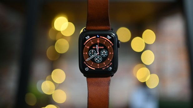 Pro chronograph watch