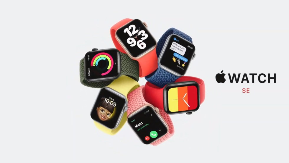 The Apple Watch SE is a feature-packed entry-level wearable