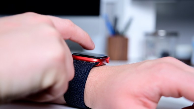Using the Apple Watch Series 6