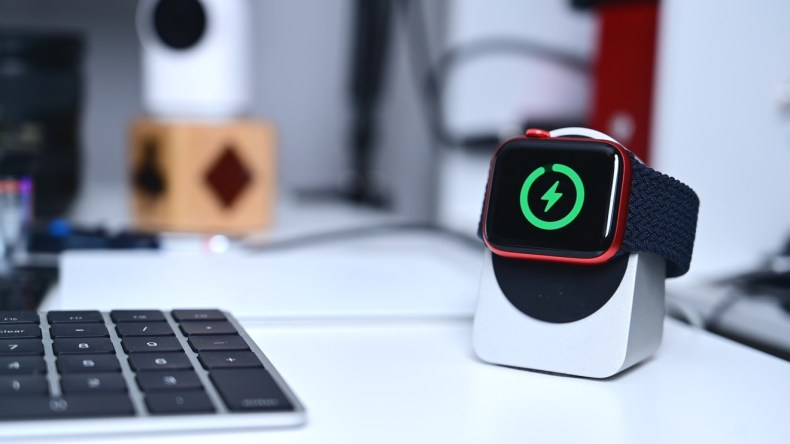 Faster charging on the Apple Watch Series 6