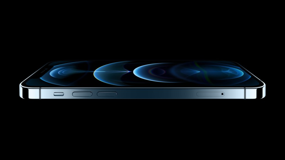 The iPhone Pro 12 (Apple)