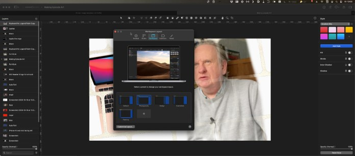 Pixelmator Pro 2.0 contains pre-configured options to suit illustrators, photographers and more, but you can also adjust all tools