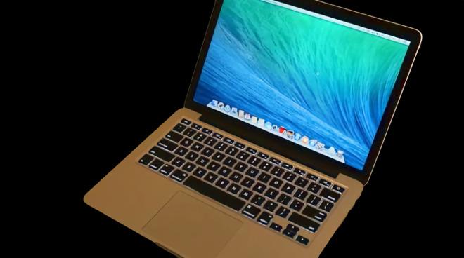 Apple's late 2013 13-inch MacBook Pro