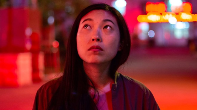 Awkwafina in the 2019 film