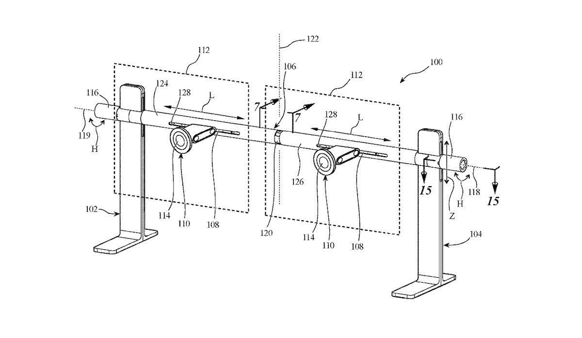 Apple researching dual-monitor mounting system for Pro