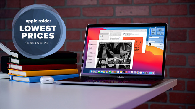 Year end Apple M1 MacBook Pro deals for 2020