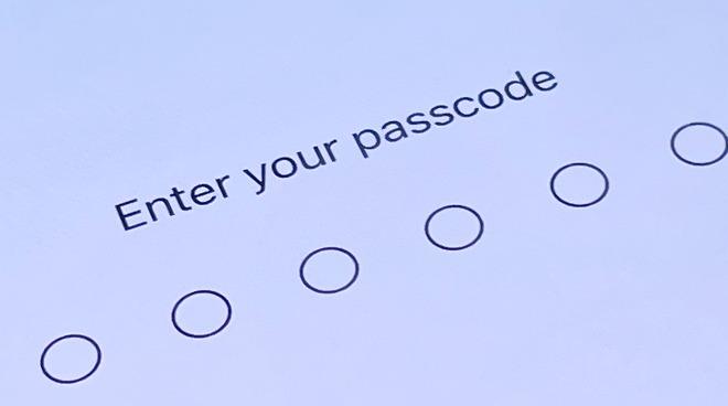 Change your iPhone Lock Screen passcode regularly
