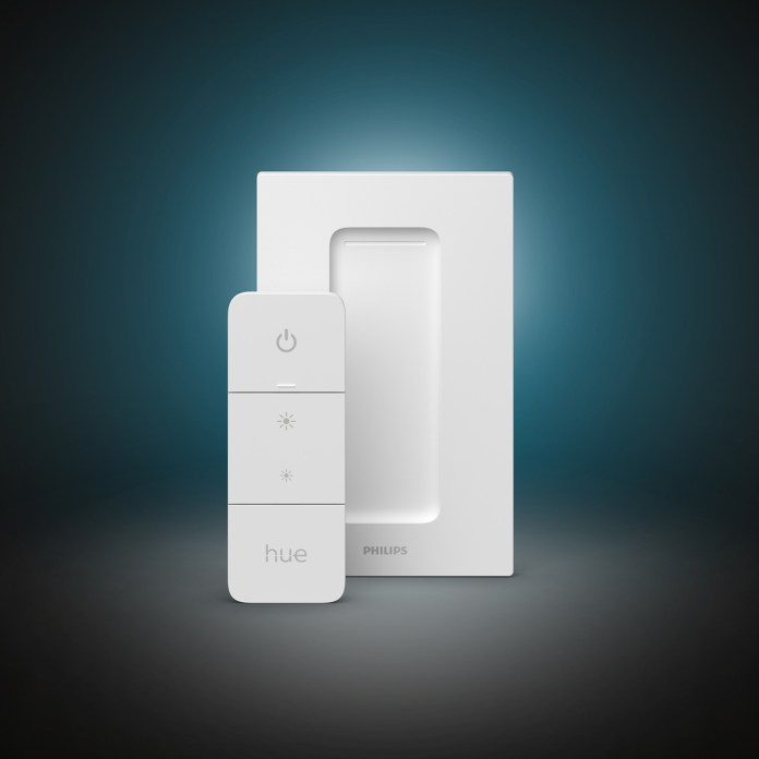 Redesigned Hue Dimmer Switch