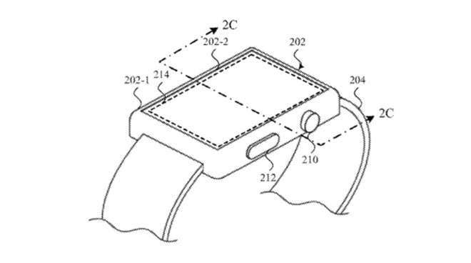 A future Apple Watch may not need microphone holes in order to detect voices